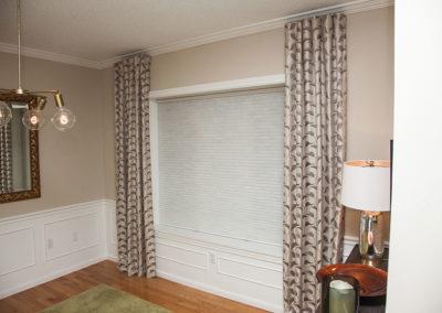 Large-light-filtering-honeycomb-shade