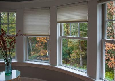 Light-filtering-honeycomb-shades